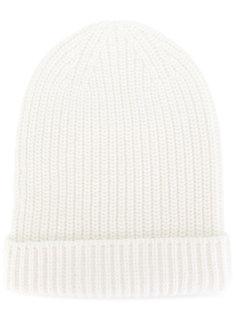 шапка-бини в рубчик Cruciani