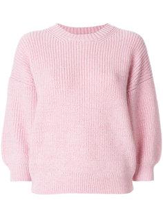 пуловер с объемными рукавами 3.1 Phillip Lim