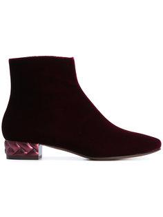 ботинки на текстурированном каблуке LAutre Chose