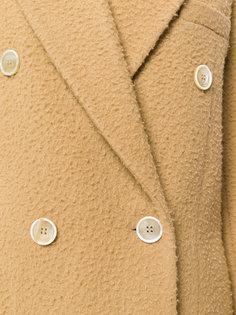 двубортное пальто Golden Goose Deluxe Brand