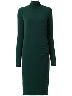 платье с открытой спиной  By Malene Birger