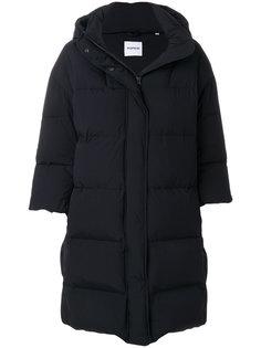 пальто-пуховик с укороченными рукавами Aspesi