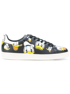 кеды с принтом Donald Duck  Moa Master Of Arts