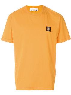 футболка с круглым вырезом Stone Island