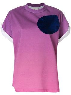 футболка с принтом планеты  3.1 Phillip Lim
