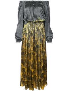 Creek maxi dress Adriana Iglesias