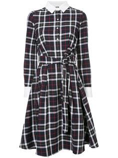 платье-рубашка в клетку  Loveless