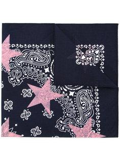 шарф с принтом звезд Guild Prime