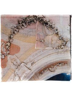 платок с узором Faliero Sarti
