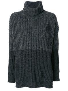 свитер с высокой горловиной Woolrich
