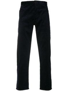 укороченные вельветовые брюки Comme Des Garçons Shirt