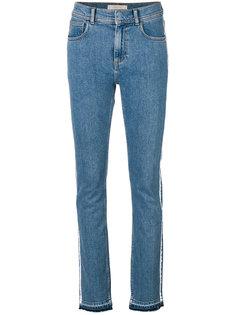 джинсы Jolly со светлыми полосами Ssheena