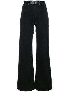 широкие джинсы Ssheena