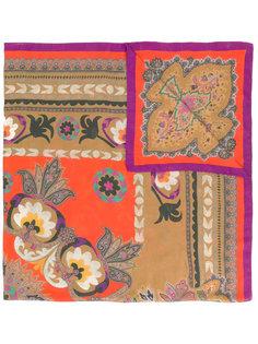 платок с принтом Etro