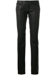 байкерские брюки  Philipp Plein