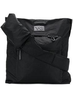 сумка-тоут с лямкой через плечо Y-3