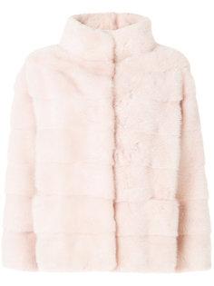 укороченная норковая куртка Simonetta Ravizza