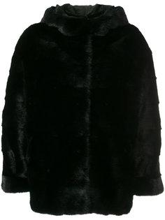норковая куртка Simonetta Ravizza
