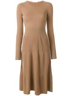 кашемировое платье  Agnona