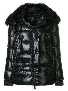 короткое дутое пальто  Moncler Grenoble