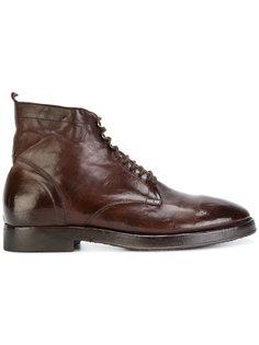 ботинки по щиколотку Alberto Fasciani