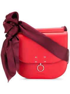 сумка на плечо с откидным клапаном Jil Sander