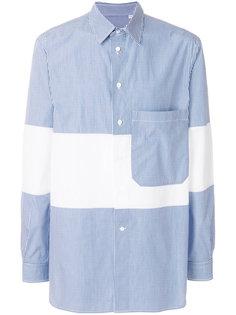 рубашка в тонкую полоску Ports 1961