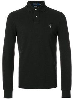 рубашка-поло с длинными рукавами Polo Ralph Lauren