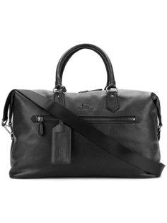 дорожная сумка с ярлыком Polo Ralph Lauren