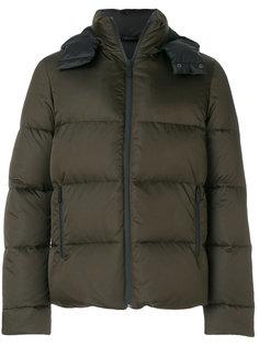 классическая пуховая куртка Fendi