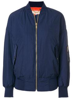 куртка-бомбер с заниженной линией плеч  Michael Kors