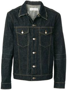 джинсовая куртка Golden Goose Deluxe Brand