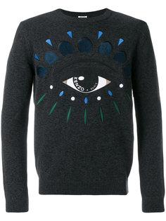 свитер Eye Kenzo