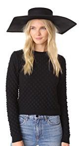 Eugenia Kim Atlas Hat