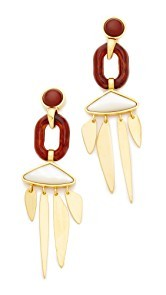 Lizzie Fortunato Larsens Earrings