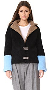 Saks Potts Heidi Black Jacket
