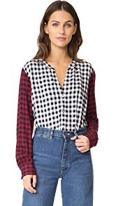 Soft Joie Dane Button Down Shirt