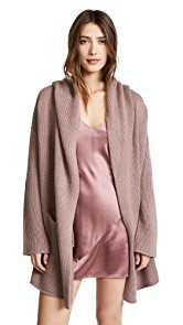 ThePerfext Long Sleeve Cashmere Cardigan