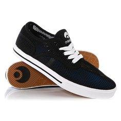 Кеды кроссовки низкие Osiris Vapor Black/White/Gum
