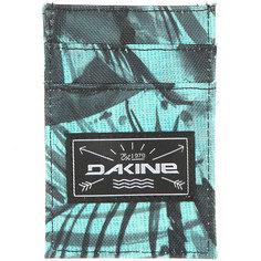Визитница Dakine Kane Card Wallet Painted Palm