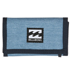 Кошелек Billabong Atom Wallet Navy Heather