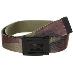 Ремень Billabong Revert Belt Olive