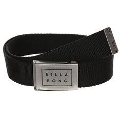 Ремень Billabong Sergeant Belt Black
