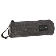 Пенал Quiksilver Pencilo Dark Grey Heather
