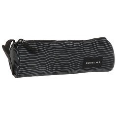 Пенал Quiksilver Penciloprint Black Heat Wave