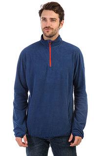 Толстовка сноубордическая Quiksilver Aker Hz Fleece Estate Blue