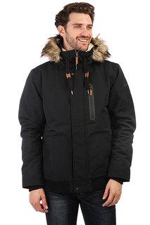 Куртка зимняя Quiksilver Arris Black