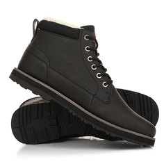 Ботинки зимние Quiksilver Mission Boot Solid Black