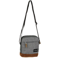Сумка для документов Quiksilver Magicall Medium Grey Heather