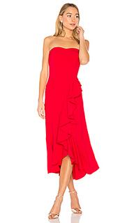 Платье без бретель fernanda - Amanda Uprichard